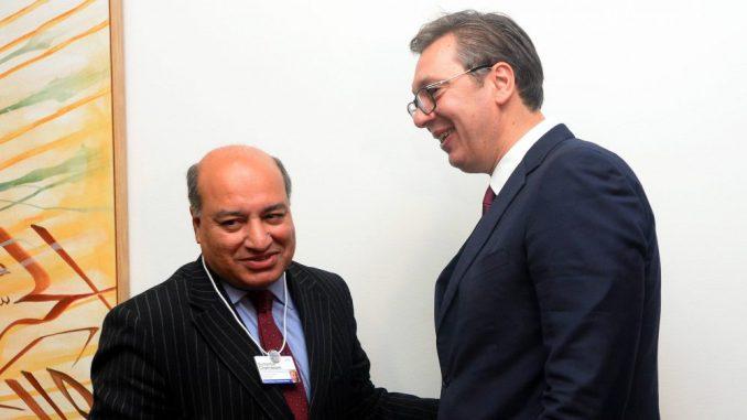 Vučić sa predsednikom EBRD o globalnim ekonomskim kretanjima 1