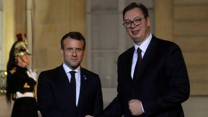Vučić s Makronom: Bez odgovora da li će Srbija 2025. godine ući u EU 1