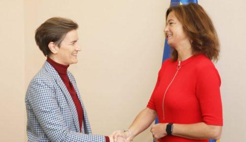 Prepiska Tanje Fajon i Ane Brnabić na Tviteru zbog naslovnice NIN-a 9