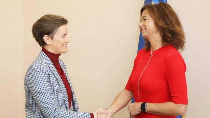 Prepiska Tanje Fajon i Ane Brnabić na Tviteru zbog naslovnice NIN-a 2