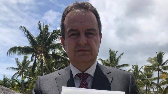 MSP: Nauru povukao priznanje Kosova 4