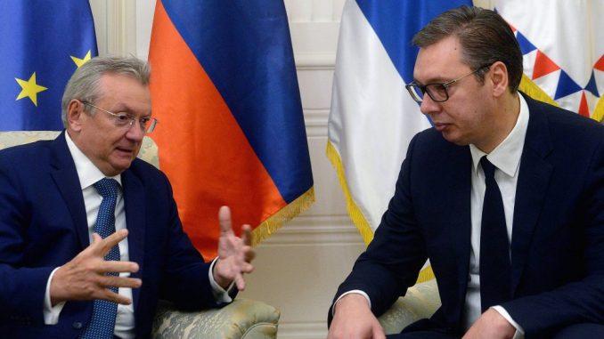 Vučić i Jarc o nastavku saradnje i podršci Slovenije na putu Srbije ka EU 4