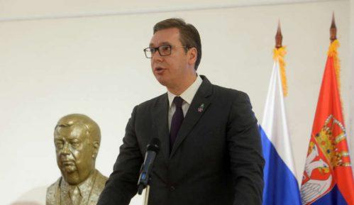 Vučić u čestitki Handkeu: Sada, uz Andrića, slavimo još jednog Nobelovca 9