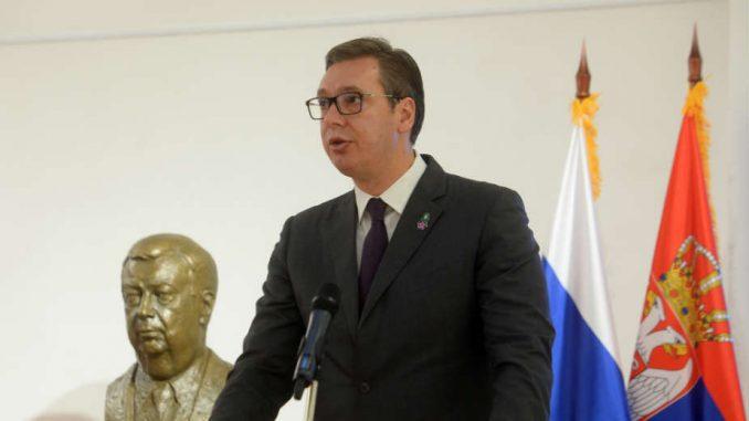 Vučić u čestitki Hankeu: Sada, uz Andrića, slavimo još jednog Nobelovca 4