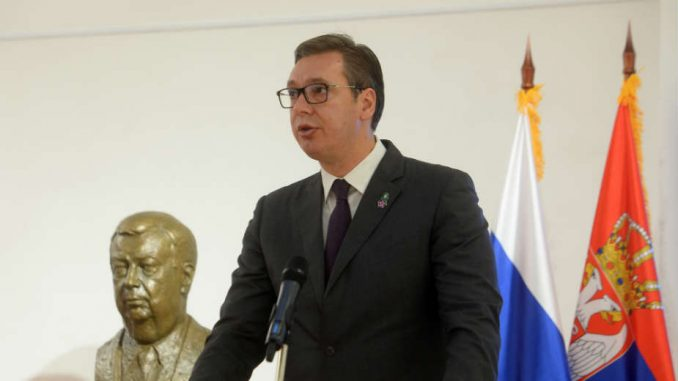 Vučić demantovao Tepić o izvozu oružja: Nisam razgovarao s direktorom firme GIM 1