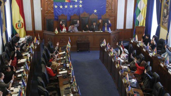 Senat Bolivije odobrio nove izbore ali bez Moralesa 4