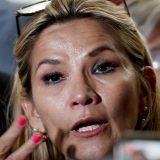 Senatorka Henin Anjes se proglasila za predsednicu Bolivije 14