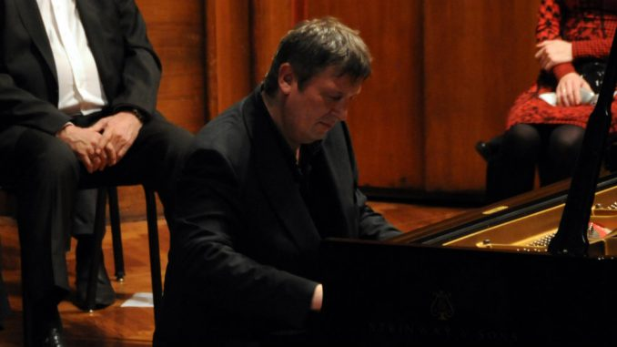Boris Berezovski 9. decembra u dvorani Kolarčeve zadužbine 3