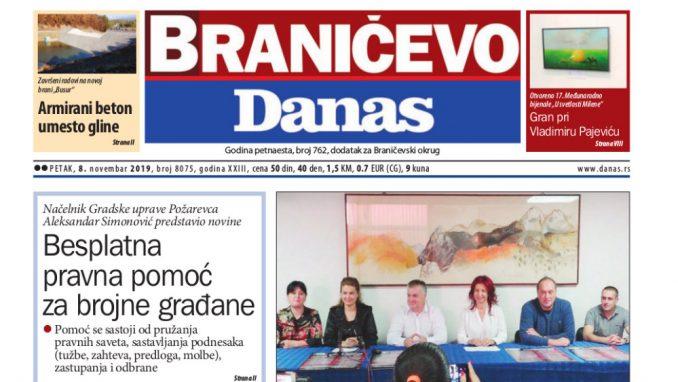 Braničevo - 08. novembar 2019. 1