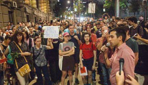 Dobrica Veselinović: Kriv sam što sam organizovao protest zbog pogibije radnika 8