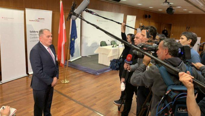 Mektić: Program reformi BiH je nož u ledja Srbiji, Dodik vara da bi se dočepao vlasti 2