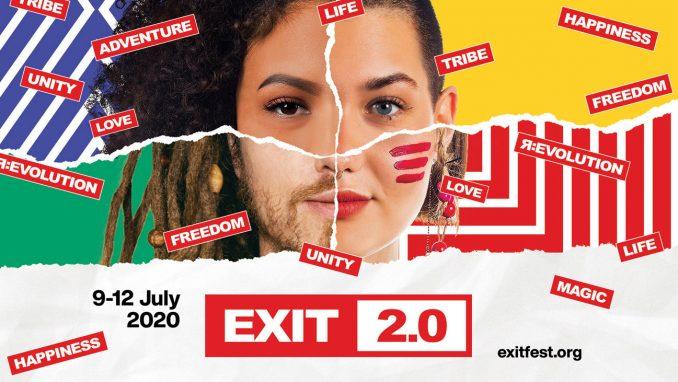 Exit počinje novu eru uz veliku proslavu 20. rođendana (VIDEO) 1