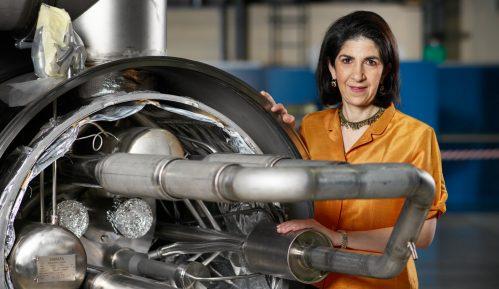 Za generalnu direktorku CERN-a po drugi put izabrana Fabiola Đanoti 13