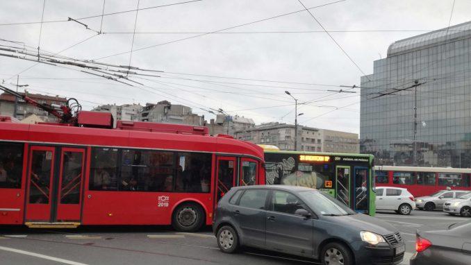 Vratiti Zvezdarcima trolejbus 28 1