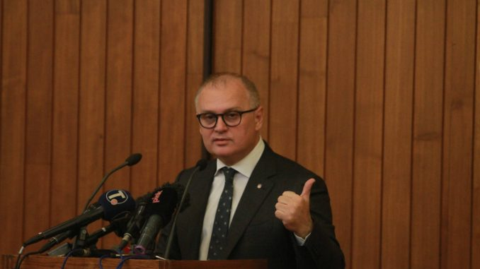 Vesić: Beograd predložio mere poboljšanja kvaliteta vazduha; početak gradnje metroa krajem godine 3