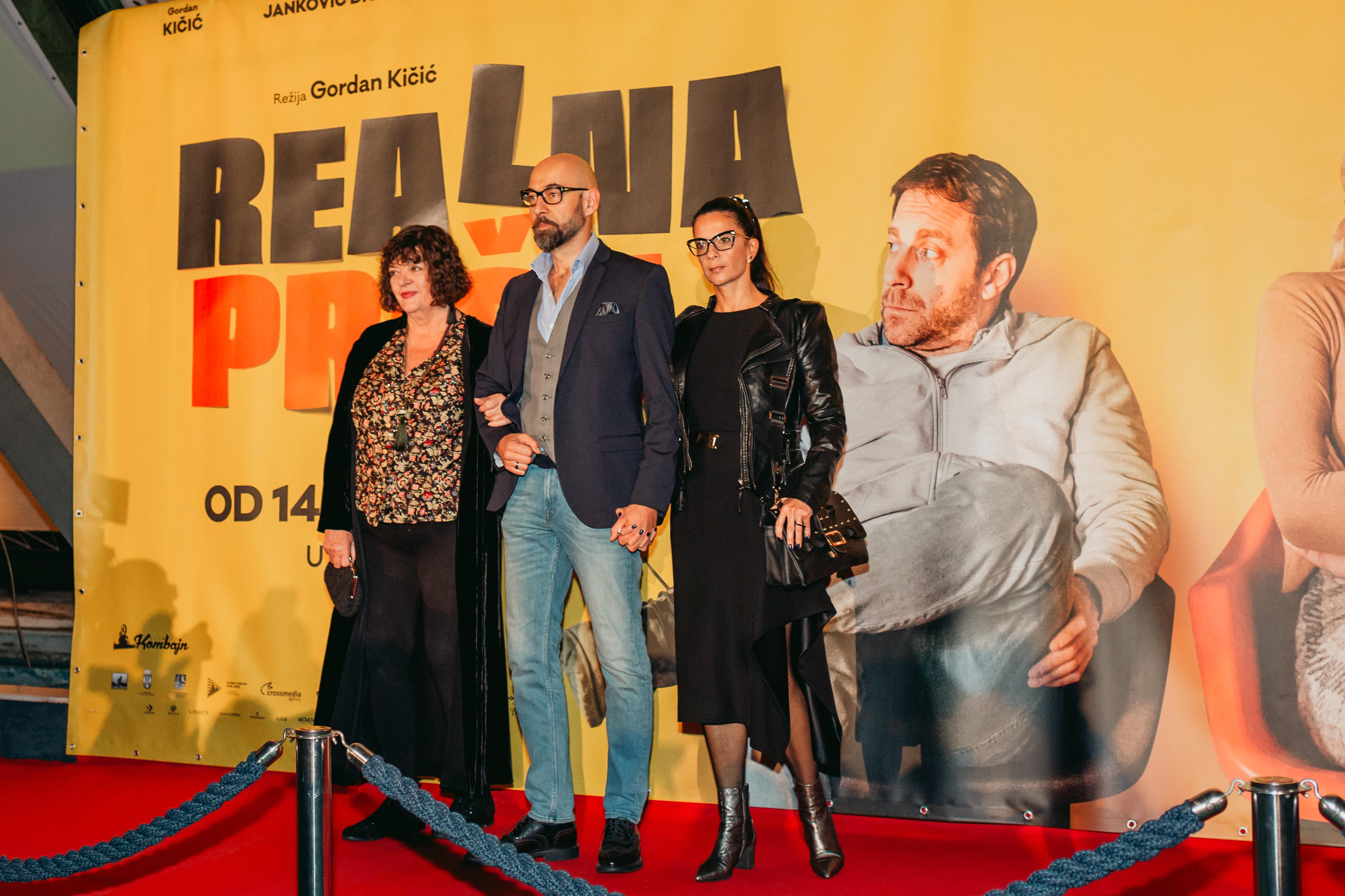 """Film """"Realna priča"""" Gordana Kičića nasmejao i raznežio publiku (FOTO) 6"""