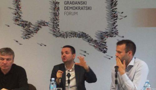 Tribina o uzbunjivačima Građanskog demokratskog foruma 9