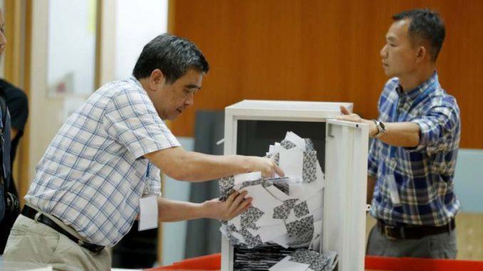 Masovna izlaznost na lokalnim izborima u Hongkongu 2