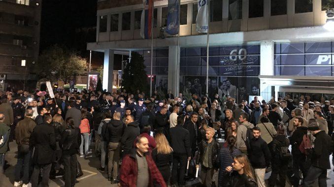 Obradović: Vučić nije smeo da se suoči sa tri studentkinje  (VIDEO) 2