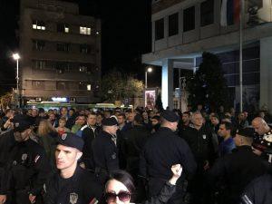 Obradović: Vučić nije smeo da se suoči sa tri studentkinje  (VIDEO) 3