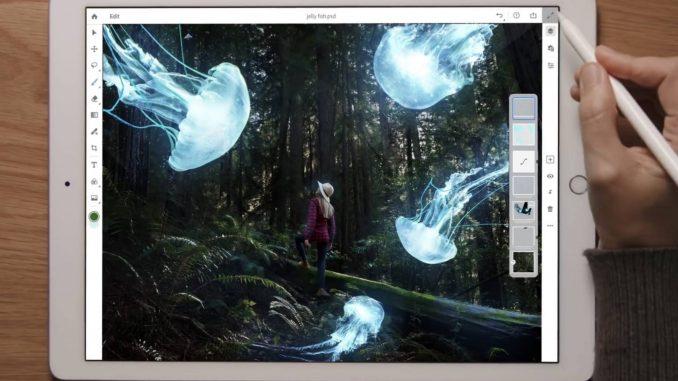 Adobe predstavio Photoshop za iPad 2