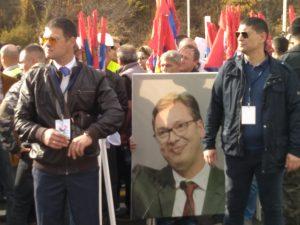 """Završetak Koridora 10 pratilo dovoženje """"publike"""" u 150 autobusa i trubači 3"""