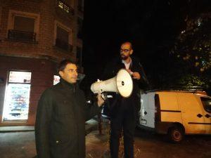 Protest građana Starog grada zbog izmeštanja trolejbuskih linija 2