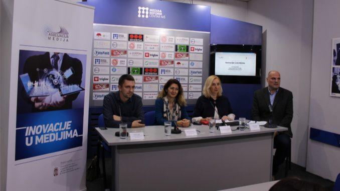 Polovina medija u Srbiji nema para za inovacije 1