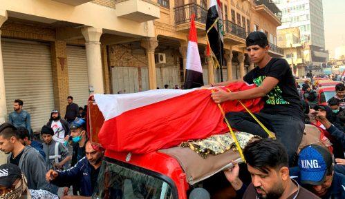 Šest demonstranata ubijeno na protestima u Iraku 13