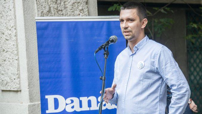 OEBS: Urednik portala Danasa Bojan Cvejić među dobitnicima priznanja Ličnost godine 1
