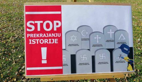 Vlast izjednačava žrtve i fašiste 8