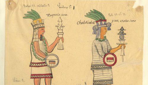 Drevni meksički spisi pred beogradskom publikom 19. novembra 13