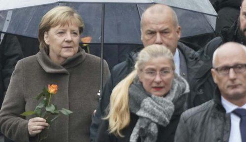 Nemačka kancelarka pozvala Evropu da štiti demokratiju 7