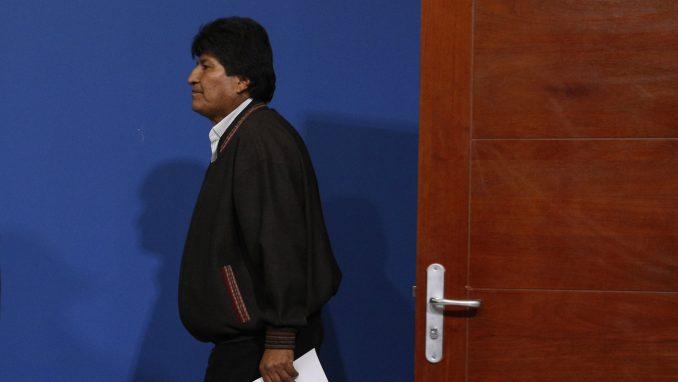 Morales doputovao u Argentinu 4