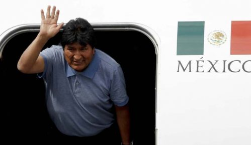Morales može da se bavi politikom kao izbeglica u Argentini 10