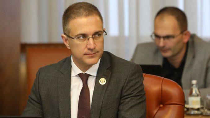 Tužba i postupak DJB protiv ministra Stefanovića zbog Zakona o oružju 2