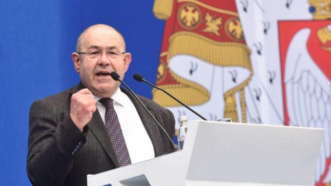 Konstituisana Skupština AP Vojvodine, Pastoru treći mandat predsednika 2