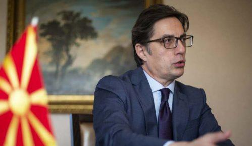 Pendarovski očekuje da dijalog Beograda i Prištine dobije novu dinamiku 13