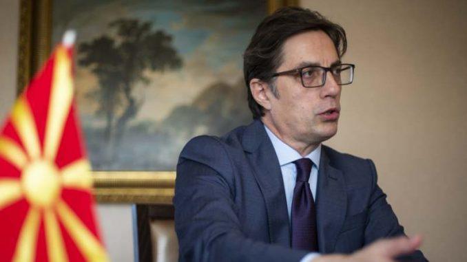 Pendarovski očekuje da dijalog Beograda i Prištine dobije novu dinamiku 2