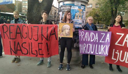Podrška za Mariju Lukić u slučaju protiv Jutke 15