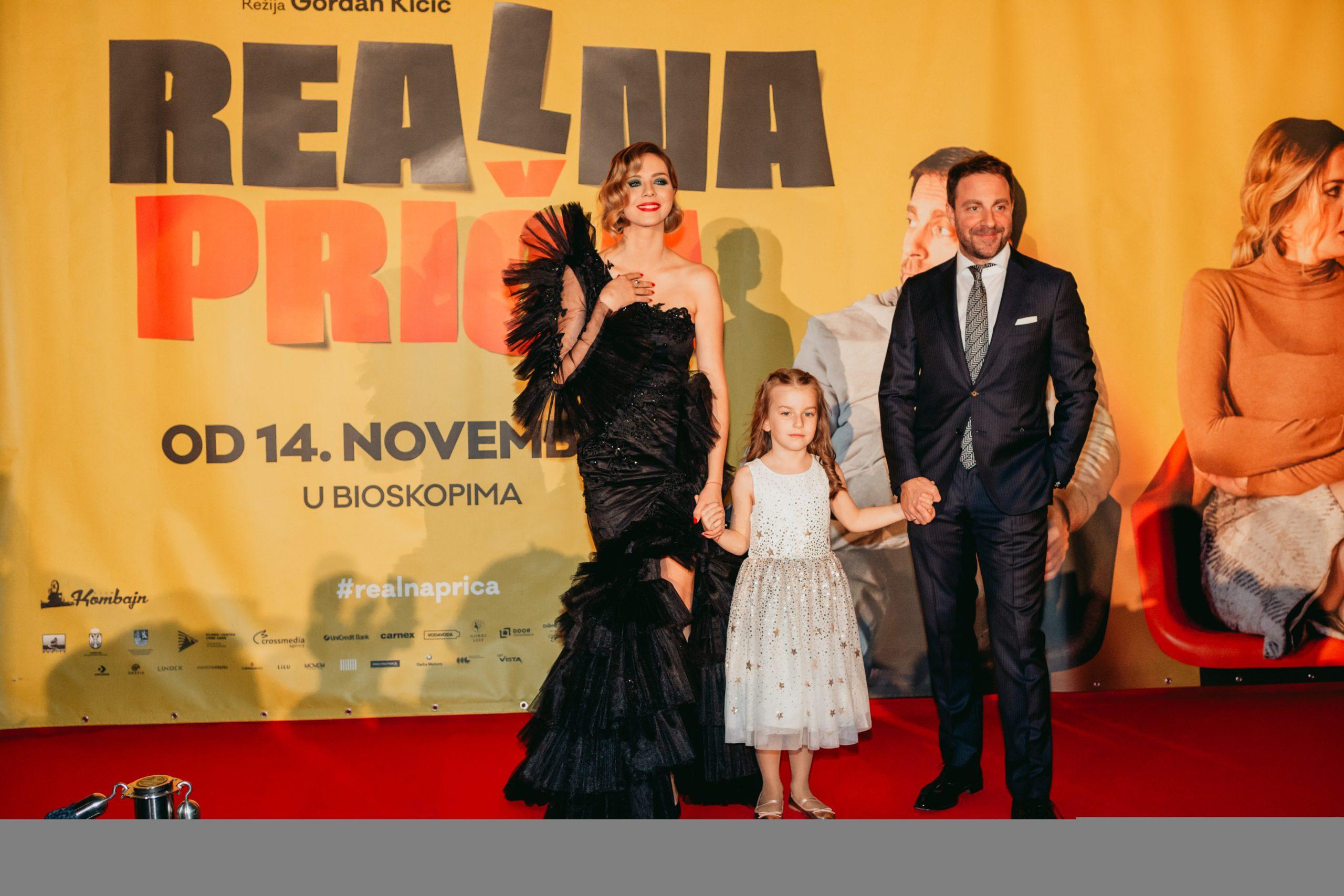 """Film """"Realna priča"""" Gordana Kičića nasmejao i raznežio publiku (FOTO) 4"""