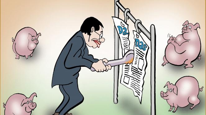 List Danas u 2019: Optužbe, uvrede, diskreditacija 2