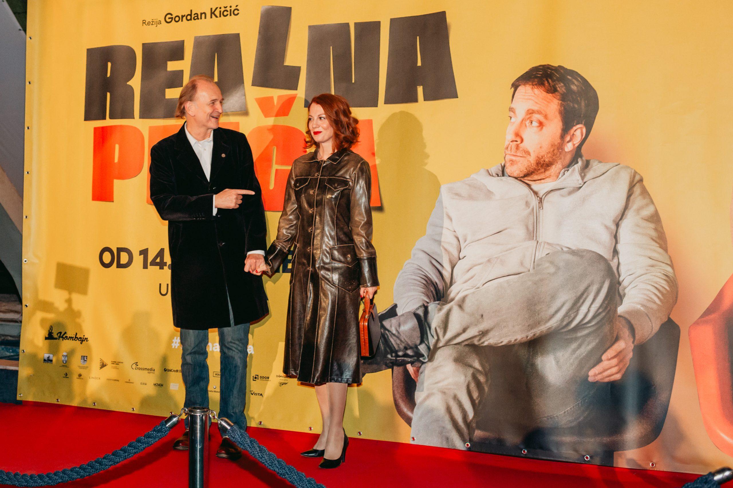 """Film """"Realna priča"""" Gordana Kičića nasmejao i raznežio publiku (FOTO) 7"""