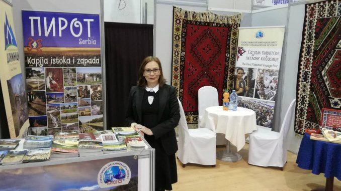 Turistička organizacija Pirot na Međunarodnom sajmu turizma u Kragujevcu 2