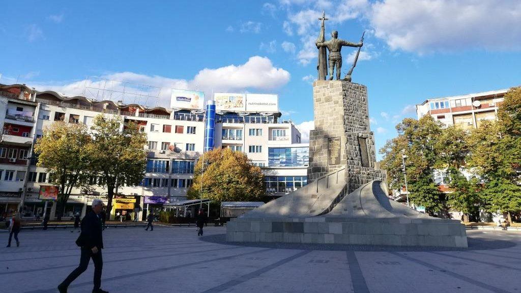 Spomenik Srpskim Ratnicima Stradalim U Ratovima 1912 Do 1918 U
