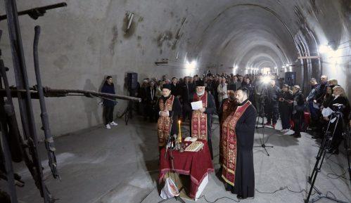 Sećanje na poginule u Partizanskoj fabrici oružja u Užicu 10
