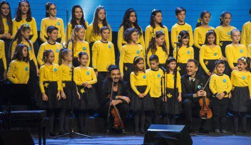 Na dobrotvornom koncertu prikupljeno 6.907.700 dinara zaunapređenje predškolskog obrazovanja 6