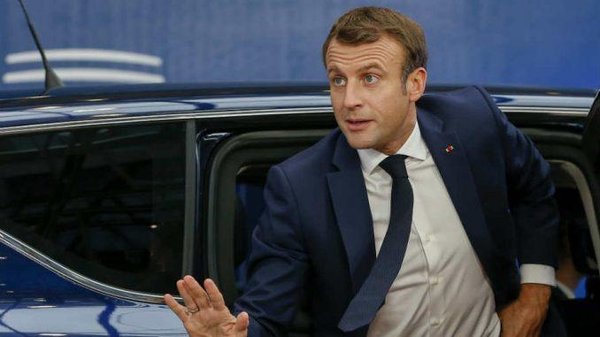 Anketa: Više od 60 odsto Francuza smatra da je Makron loš predsednik 1
