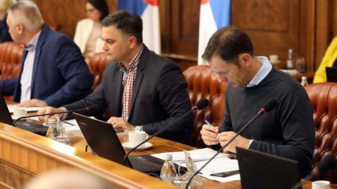 Vlada usvojila Predlog Zakona o budžetu za 2020., predviđen deficit 0,3 odsto BDP-a 5