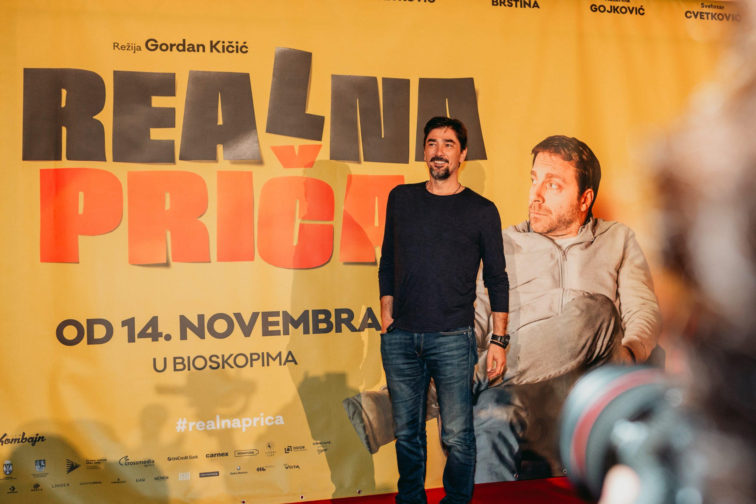 """Film """"Realna priča"""" Gordana Kičića nasmejao i raznežio publiku (FOTO) 5"""
